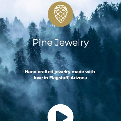 Thumbnail of Pine Jewelry page.